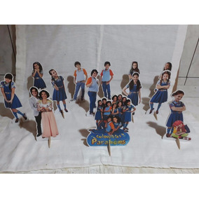 Chiquititas 12 Display De Mesa De 15 A 20 Cm