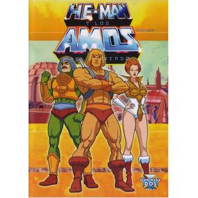 He-man Y Los Amos Del Universo Temporada 2 Dos Volumen 1 Dvd