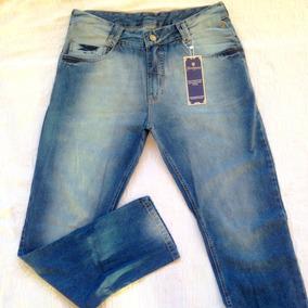 Calça Jeans Plus Masculina Yndiguss