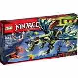 Lego Ninjago® 70736 El Ataque Del Dragón De Morro