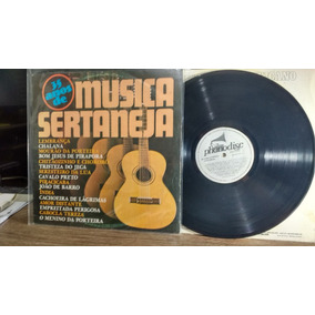 Lp Vinil Sertanejo Coletania 35,anos De Musica Sertaneja
