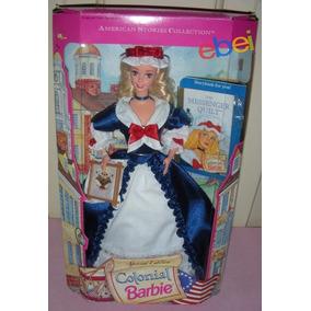 Boneca Barbie Colonial Special Edition Ano 1994 Mattel 12578