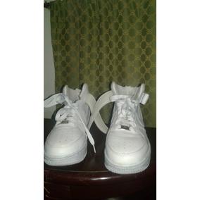 Nike For One Blancas En Bota Unisex