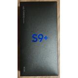 Samsung Galaxy S9 Plus 128gb Preto Nacional Anatel 12x S/ Ju