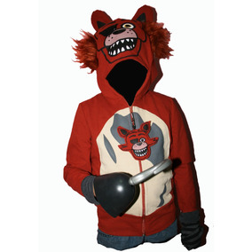 Sudadera Five Nights At Freddys Foxy,bunny