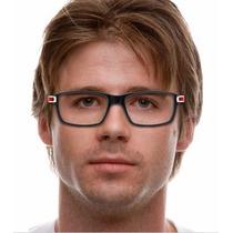 Armação Óculos De Grau Lançamento Acetato Tag 7601 - 4 Cores
