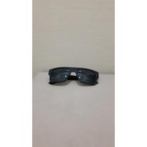 Óculos Design Italy - Wayfarer Preto Emborrachado