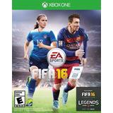 Fifa 16 Xbox One Nuevo/sellado