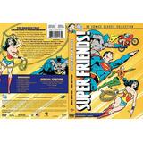 Box Os Super Amigos ( Temporada 1 Completa 4 Dvds )