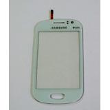 Touch Screen Samsung Fame S6810 Tactil Pantalla Vidrio Nuevo