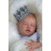 Boneca Bebe Reborn Tate Reborn Autentico