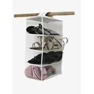 Organizador De Zapatos  Para 4 Pares.colgante.