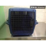 Kennel O Jaula Para Transportar Mascotas Perros Gatos Aves