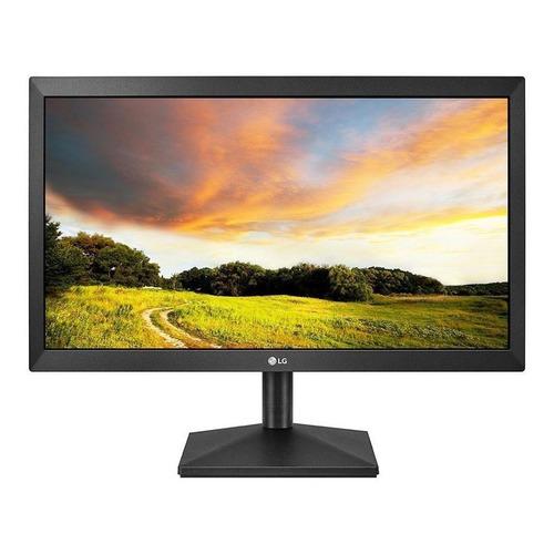 "Monitor gamer LG 20MK400H led 20"" preto 100V/240V"