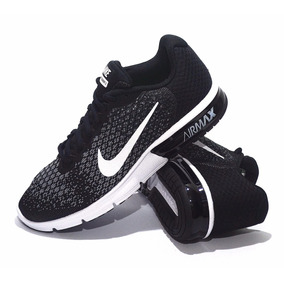 Zapatillas Nike Modelo Running Air Max Sequent 2 - (005)