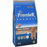 Premier Cães Filhotes Raças Grandes E Gigantes Frango 15kg