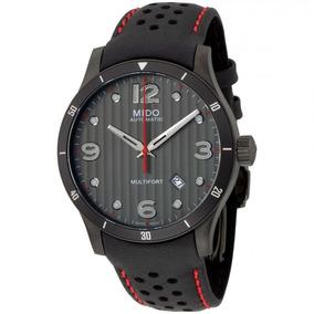 a33ff80e880 Mido Multifort Masculino - Relógios De Pulso no Mercado Livre Brasil