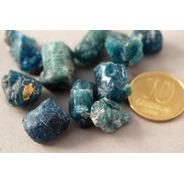 Piedra Cristal De Apatito Azul Nro. 1