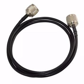 Cabo Pigtail Rg58 Conectores N Macho X N Macho 200cm