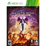 Saints Row Gat Out Of Hell Nuevo - Xbox 360