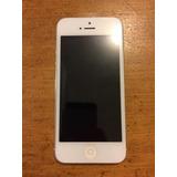 Iphone 5 16gb Lte (liberado) Somos Tienda