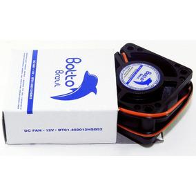 Micro Ventilador 40x40x20 Mm Fan Cooler 12v Dc Mini 40mm 4cm