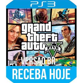 Gta Grand Theft Auto V 5 - Ps3 - Código Psn - Melhor Preço