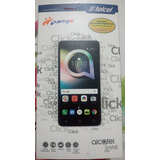 Telcel Alcatel 5080 Shine Dorado + Chip Gratis