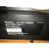 Tv Led Sony 42 Mod 42w655a (no Funciona Para Repuestos)