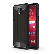 Capa Anti-impacto Hybrid Rugged Motorola Moto Z3 Play Preta
