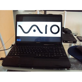 Notebook Sony Vaio 15.5 -s/ Hd Vpc-ee25fb Com Defeito.