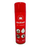 * Tinta Spray Alta Temperatura Vermelho - 600ºc- Colorart