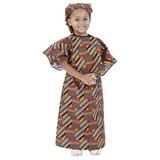 Disfraz Para Niña Traje Típico Africano - Halloween