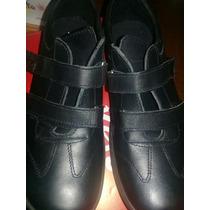 Zapatos Colegial Kickers Nro 37