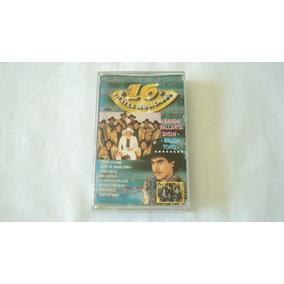 Banda Vallarta Show & Banda Toro 16 Kilates Cassette 1994
