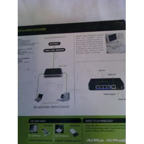 Router D.link Dir 100 De 4puertos