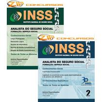 Apostila Preparatória Inss 2017 - Analista Do Seguro Social