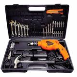 Taladro Percutor 550w 13mm + Kit - Black And Decker Hd565k