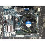Kit Placa Mãe Eup2013 20.6 A7 + Processador + Memoria +