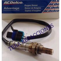 Sensor Oxigeno Chevrolet Chevy C3 2009 Al 2012 Arnes Negro