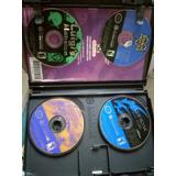 Juego Game Cube Original Mario Luigi Sonic Fox Smash Cd Game