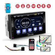 Mp5 Player Mp3 Bluetooth Usb Sd Auxiliar Espelhamento 200w
