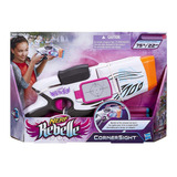 Nerf Rebelle Cornersight Blaster Lanzador Niñas Hasbro
