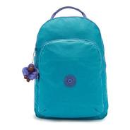 Mochila Kipling Gouldi - Fresh Turquoise