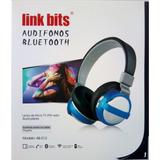 Audifonos Bluetooth Link Bits Ab-012 Sd Fm Mp3 + Regalo!