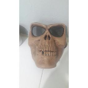 Mascara Tactica Militar Esqueleto