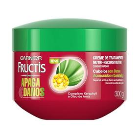 Creme De Tratamento Garnier Fructis Apaga Danos 300g