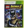 Videojuego Xbox 360 Lego Batman 2 Dc Super Heroes