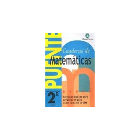 Cuaderno De Matemáticas 2º Curso Primaria. Ejercicios Básic