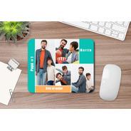 Mousepad Personalizado Para Dia Del Padre Con Fotos